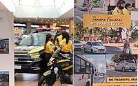 Exposição fotográfica retrata trânsito na perspectiva de fiscais e agentes da SMTT