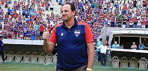 Rogério Ceni, do Fortaleza, ganha força e deve ser anunciado pelo Athletico