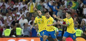 Bélgica mantém liderança no ranking da Fifa; França é a 2ª, seguida pelo Brasil