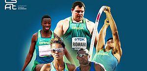 Brasil tem 17 atletas no TOP-20 da World Athletics de 2020