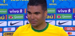 Casemiro afirma que posição da seleção sobre a Copa América é unânime