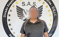 Homem foi preso por tentar extorquir a própria família