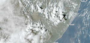 Semarh emite alerta para rajadas de ventos no Litoral, Zona da Mata e Baixo São Francisco
