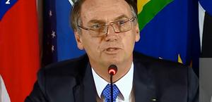 Recife: Bolsonaro diz que é direito de Guedes deixar cargo e fala em 'catástrofe' sem Previdência