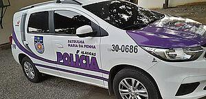 Mulher é agredida com capacete e leva 12 pontos na cabeça; homem é preso em Maceió