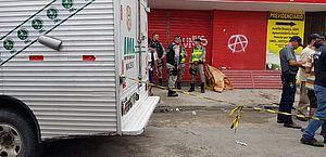 Homem é baleado e morto ao tentar deter ladrão no Centro de Maceió