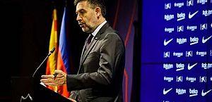 Polícia prende ex-presidente do Barcelona durante operação, diz jornal