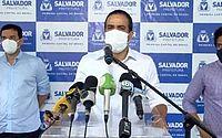Prefeitura de Salvador prevê 570 mil doses de vacina para grupos prioritários