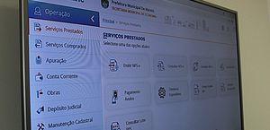Prefeitura informou que um novo site estará disponível no domingo (1).