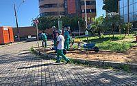 Mirante São Gonçalo, no Farol, passa por obra de revitalização