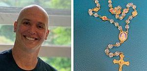 Em tratamento contra o câncer, Caio Ribeiro celebra última sessão de quimioterapia