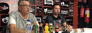 Osmar Loss é apresentado oficialmente como o novo técnico do Vitória