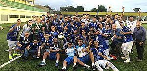 CSA empata sem gols com o CRB e conquista o Campeonato Alagoano Sub-17