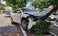 Vice-governadora e filho são vítimas de assalto e têm carro roubado em Fortaleza