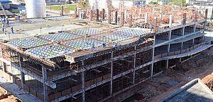 Com obras adiantadas, Hospital do Coração será entregue no início de 2022