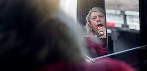 Caminhoneira trans estrela campanha da Shell pela diversidade