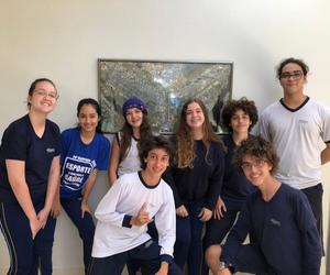 Alunos de Brasília participam de olimpíada de matemática no Japão
