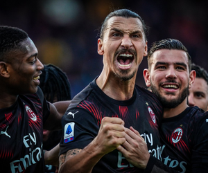 Ibrahimovic marca 1º gol após retorno, e Milan vence no Italiano