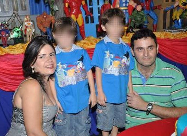 Mãe e filhos foram mantidos reféns por mais de 14 horas
