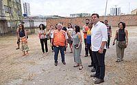 Marcelo Palmeira faz visita técnica à região do Pinheiro