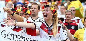 Seleção da Alemanha não jogará mais em países que discriminam mulheres