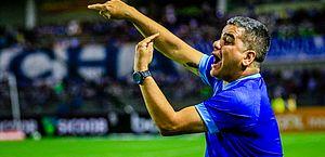 Após sair do CSA, técnico Marcelo Cabo é anunciado por clube da Série B