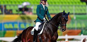 Paralimpíada: Rodolpho Riskalla é campeão em provas de adestramento
