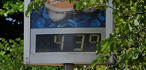 Aumento de temperatura pode chegar a 2,7 graus no século, alerta ONU