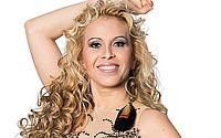 A cantora Joelma