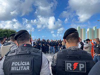 Divulgação / PM