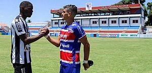 Fortaleza parabeniza Ceará por aniversário de 106 anos reforçando que rivalidade é somente em campo