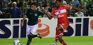 CRB bate o Goiás nos pênaltis e se classifica para 3ª fase da Copa do Brasil