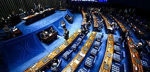 Senado debate quatro propostas de imposto sobre grandes fortunas  Fonte: Agência Senado