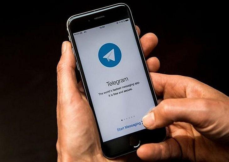 Telegram agrega 70 milhões de usuários