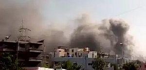 Cinco mortos em incêndio na maior fábrica de vacinas do mundo na Índia