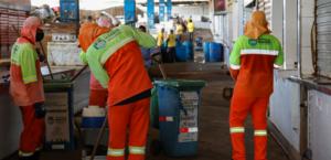 Mercado da Produção fecha nesta segunda (18) para mutirão de limpeza