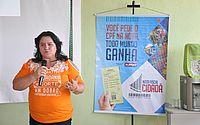 A cerimonia de sorteio aconteceu em Campo Alegre.