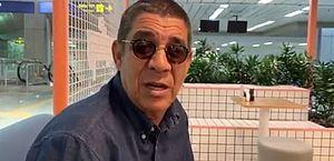 'Queria poder tocar um samba, mas não sei tocar', diz Zeca Pagodinho sobre live