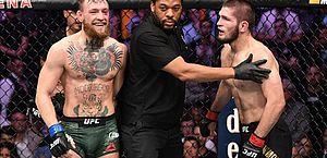 McGregor e Nurmagomedov são suspensos após briga generalizada no UFC 229