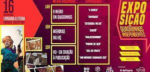 Maceió contará com exposição de quadrinhos independentes feitos por artistas alagoanos