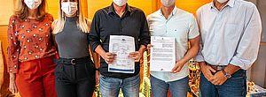 Sedetur e ABIH-AL assinam termo de fomento para promoção do turismo em Alagoas