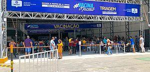 Vacinação contra Covid-19 continua em Maceió neste fim de semana