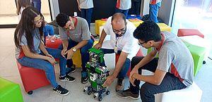 Escola Sesi/Senai lança segundo Espaço Maker em Alagoas com tecnologias de ponta