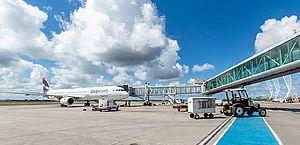 Governo concede incentivo fiscal à companhia aérea nesta segunda
