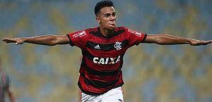 Flamengo vai pedir liberação de Reinier da seleção sub-17 e cogita ir à Justiça