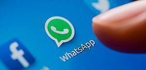 WhatsApp faz propaganda para evitar propagação de fake news