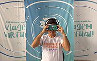 Prefeitura leva realidade virtual à evento no SESI Cambona