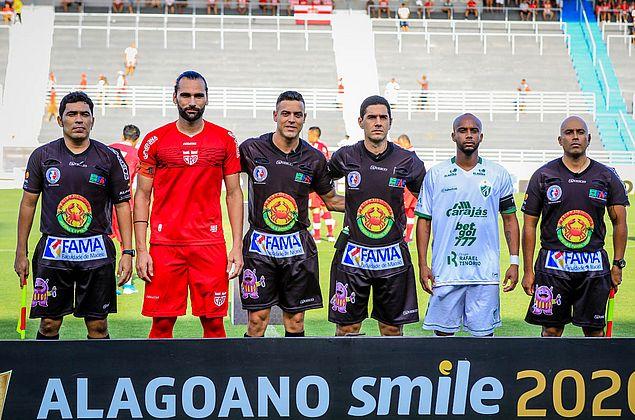 FAF prorroga suspensão do Campeonato Alagoano devido ao coronavírus