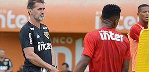 Mancini diz que não mudou de ideia e agiu para viabilizar chegada de Cuca ao São Paulo