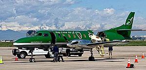 Após colisão aérea piloto pousa sem perceber avião quase partido